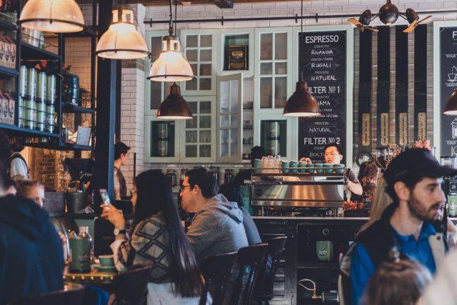 Restaurangbranschen växer